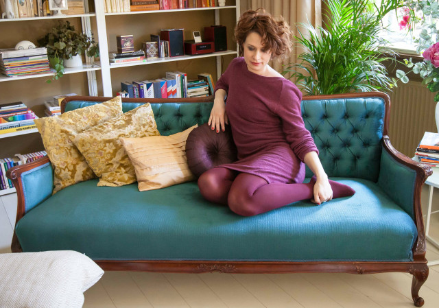 Helló, Kata vagyok és én csináltam ezt a kanapét!