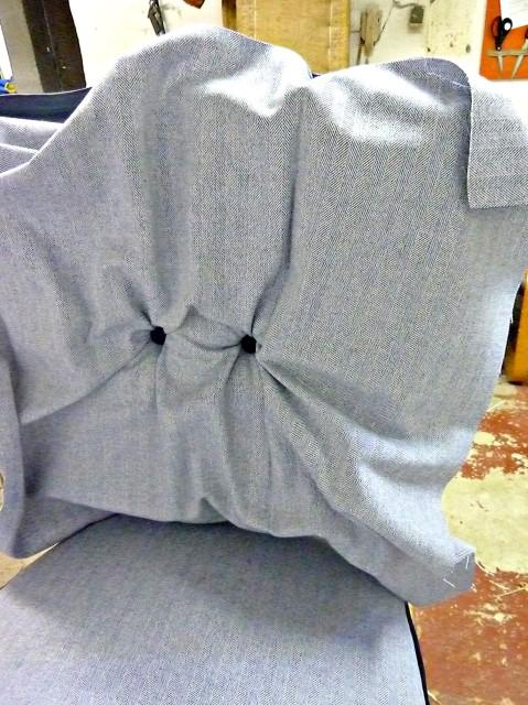 szék kárpitozás