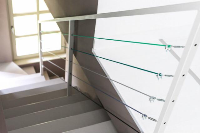 DIY lépcsőkorlát