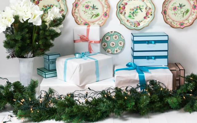 vintage_karácsonyi_dekor_dobozok