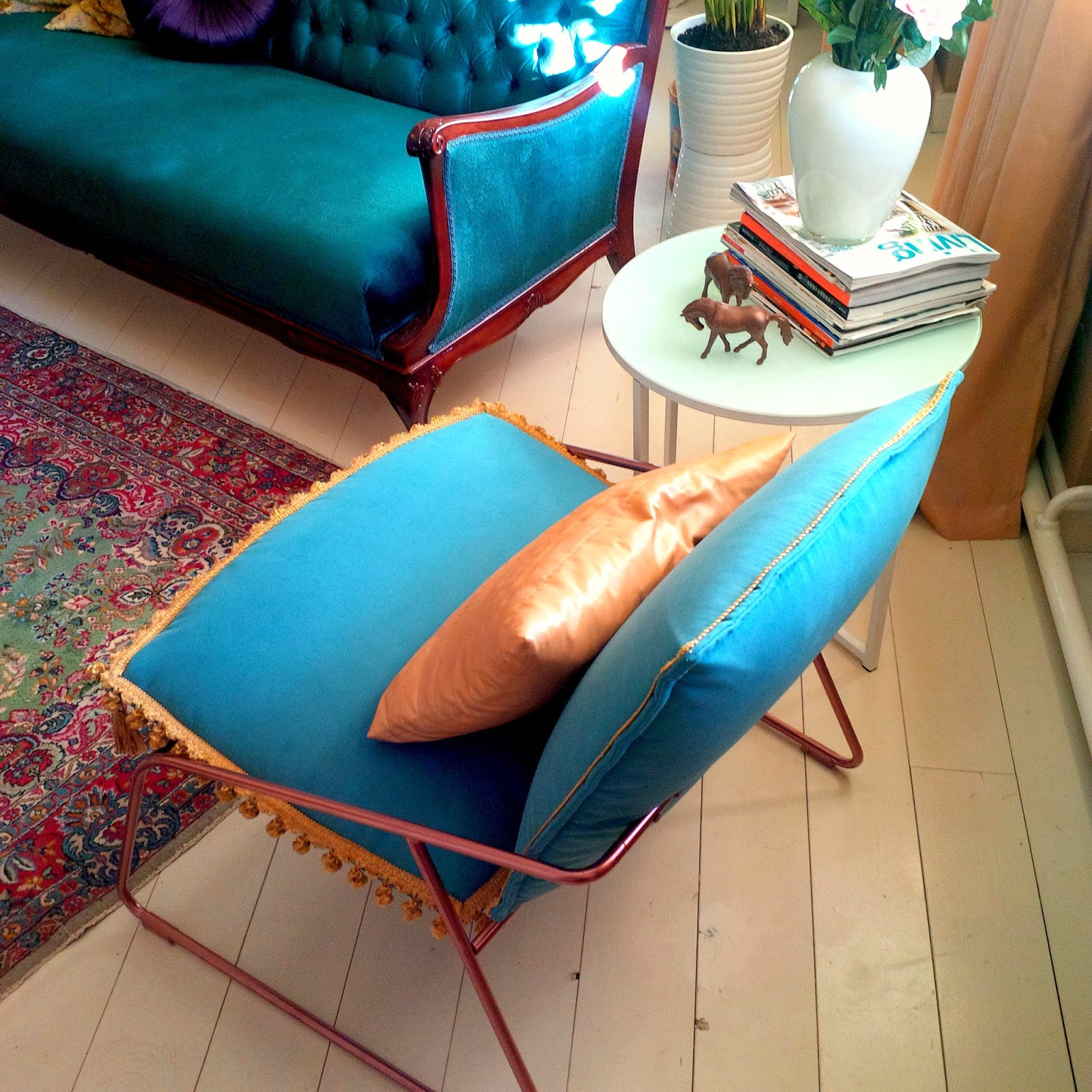 IKEA hack fotel / Kicsiház