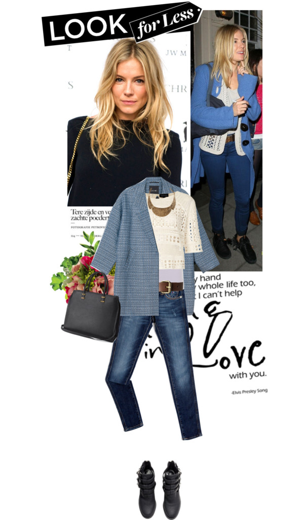 look for less - Sienna Miller