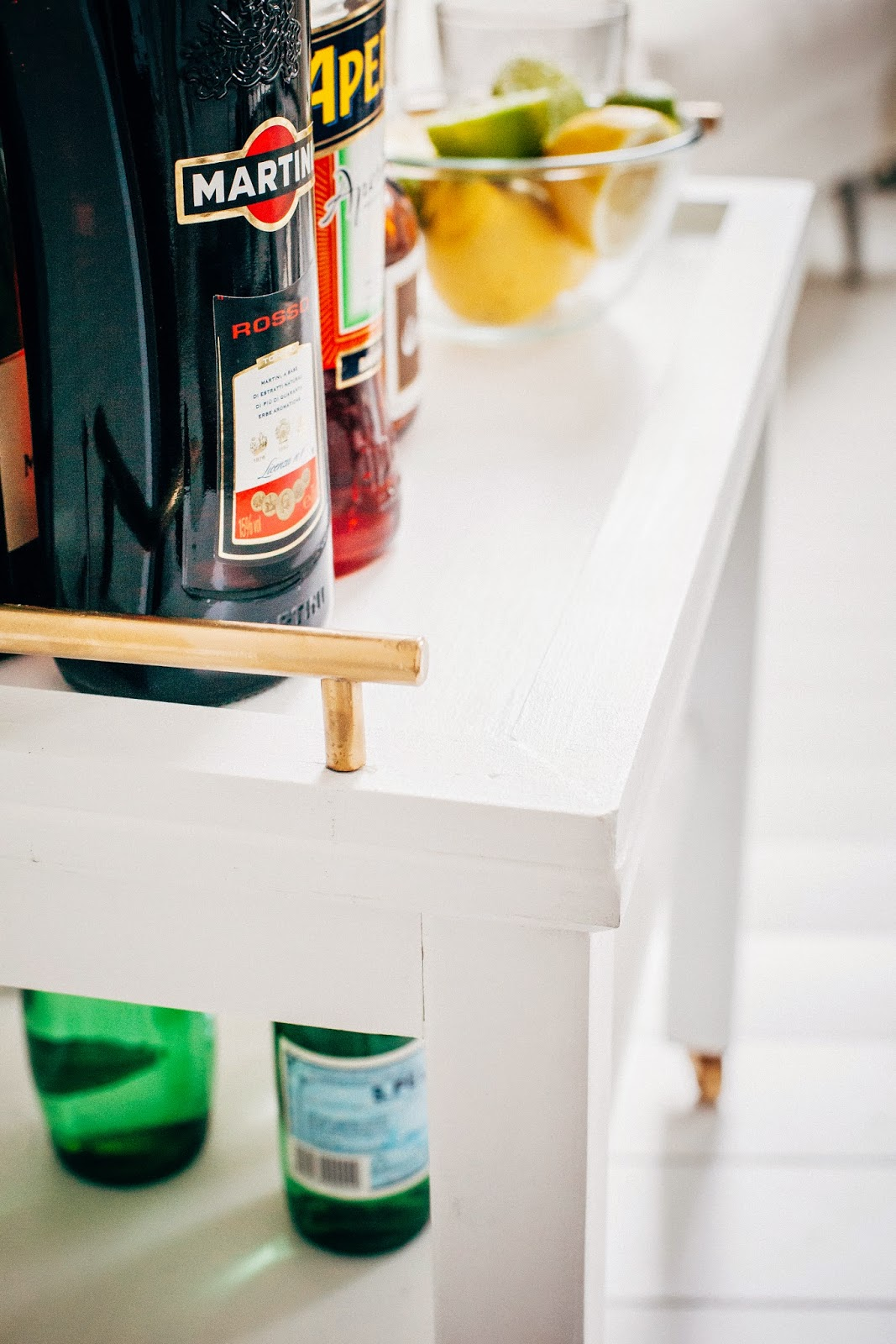 Ikea hack zsúrkocsi  / Kicsiház