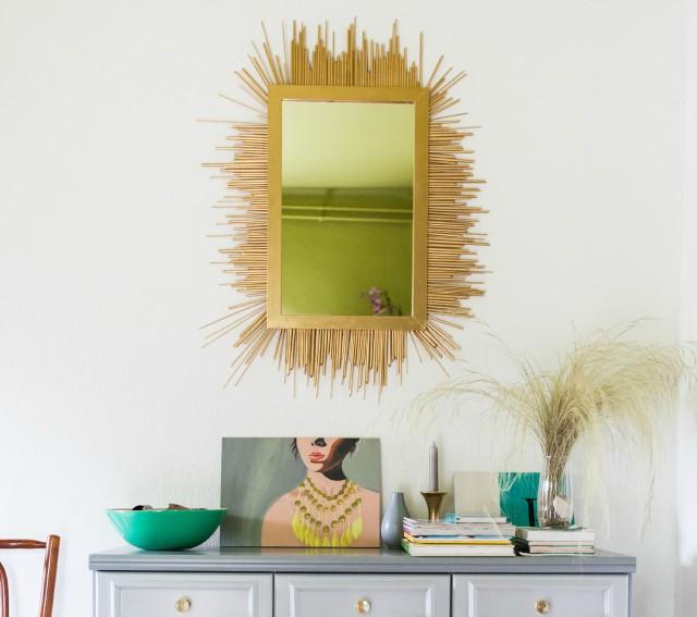 DIY tükör / Kicsiház