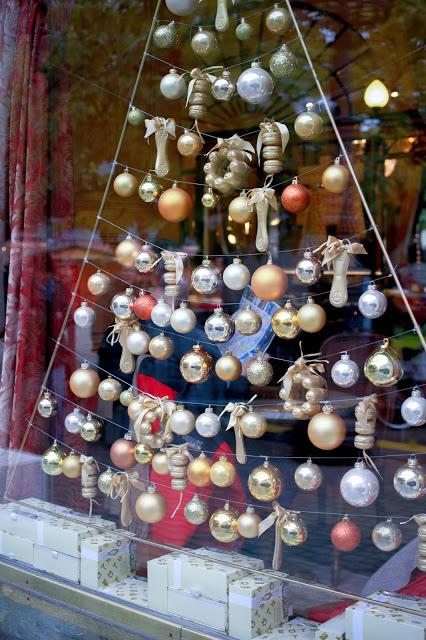 gerbeaud karácsonyi kirakat