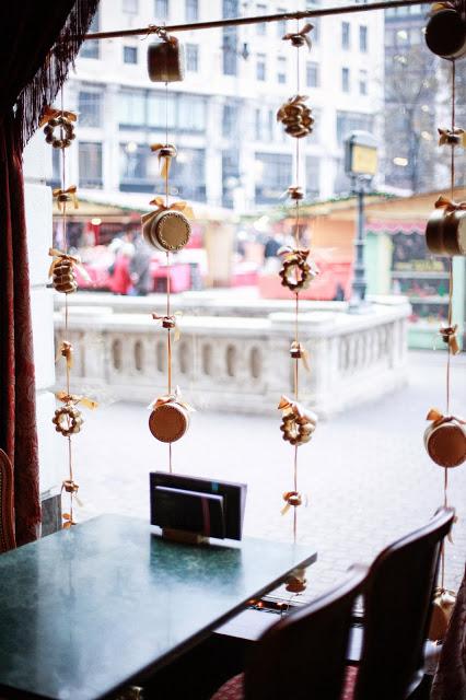 Gerbeaud Karácsonyi dekoráció
