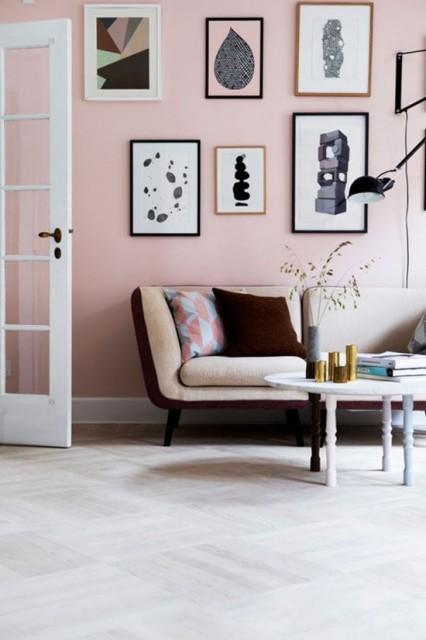 Rózsaszín falak