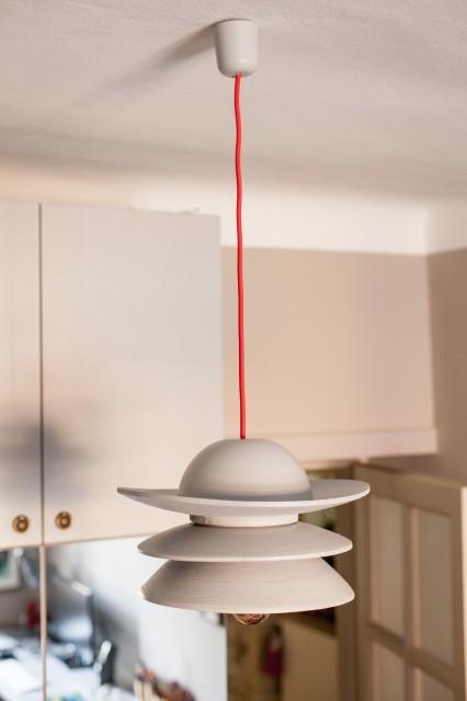 DIY UFO lámpa / Kicsiház