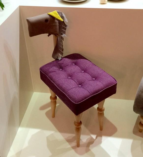 DIY szék ötlet gyerekeknek
