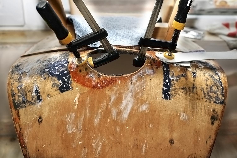 erika szék felújítása