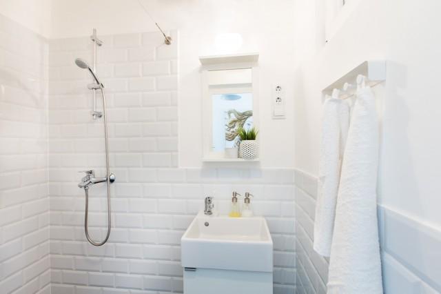 Lakásfelújítás: lepukkantból modern skandináv