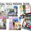 Ingyenes magazinok a neten