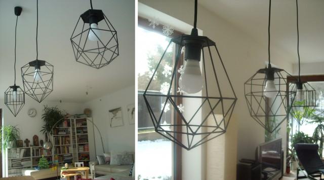 DIY lámpák / Kicsiház