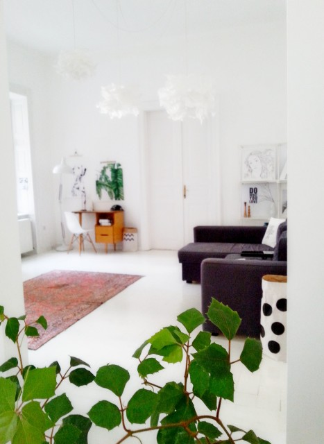 Ancsa modern eklektikus otthona / Kicsiház