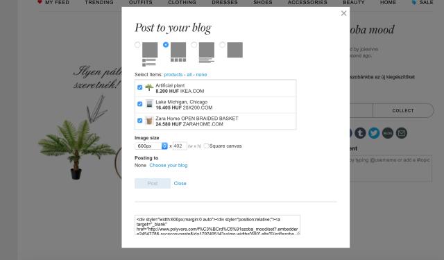 Így készíts moodboardot / Kicsiház