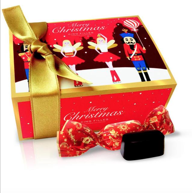 Cinq Filles Budapest karácsonyi ajándék szortiment