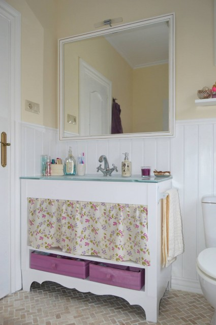 Gabi DIY fürdőszoba felújítása