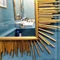 DIY Sunburst tükör / Kicsiház