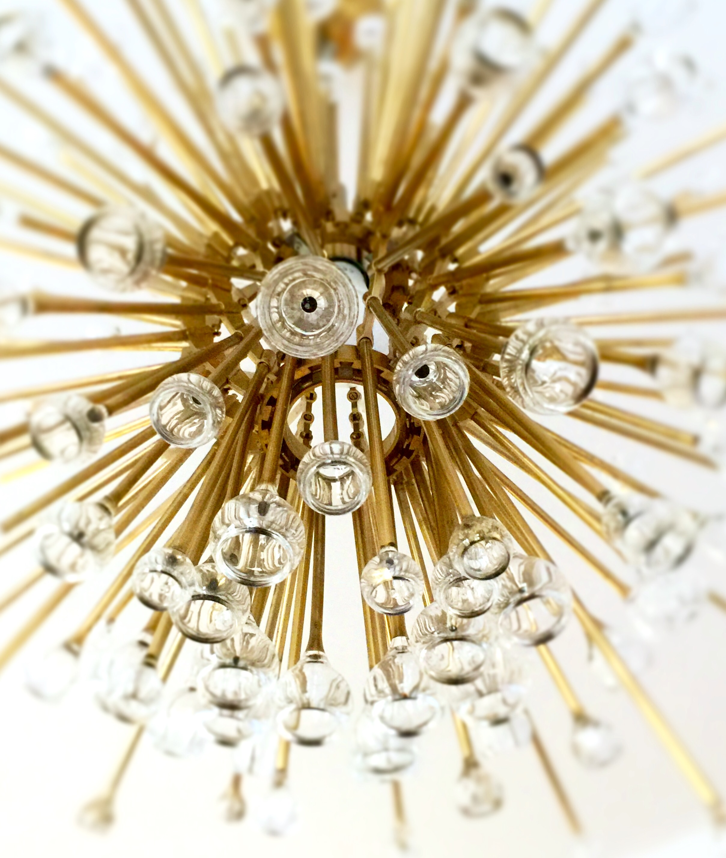 Diy sputnik chandelier - Ikea Hack Diy Sputnik Lamp Kicsih Z