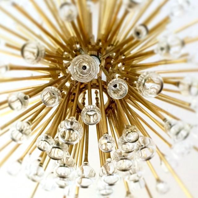 IKEA HACK DIY SPUTNIK LAMP / Kicsiház