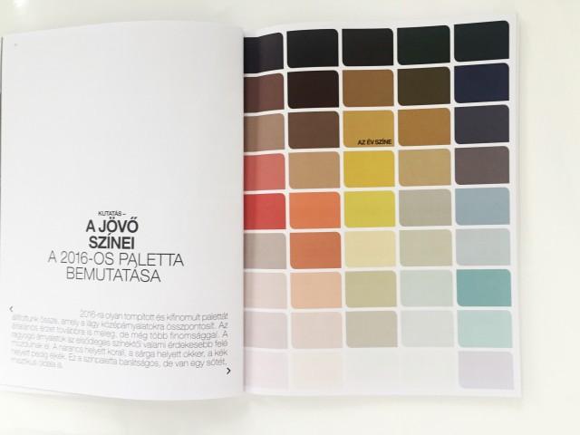 Dulux színtrend 2016 / Kicsiház
