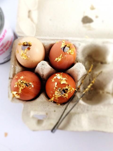DIY húsvéti tojás műgyantával / Kicsiház