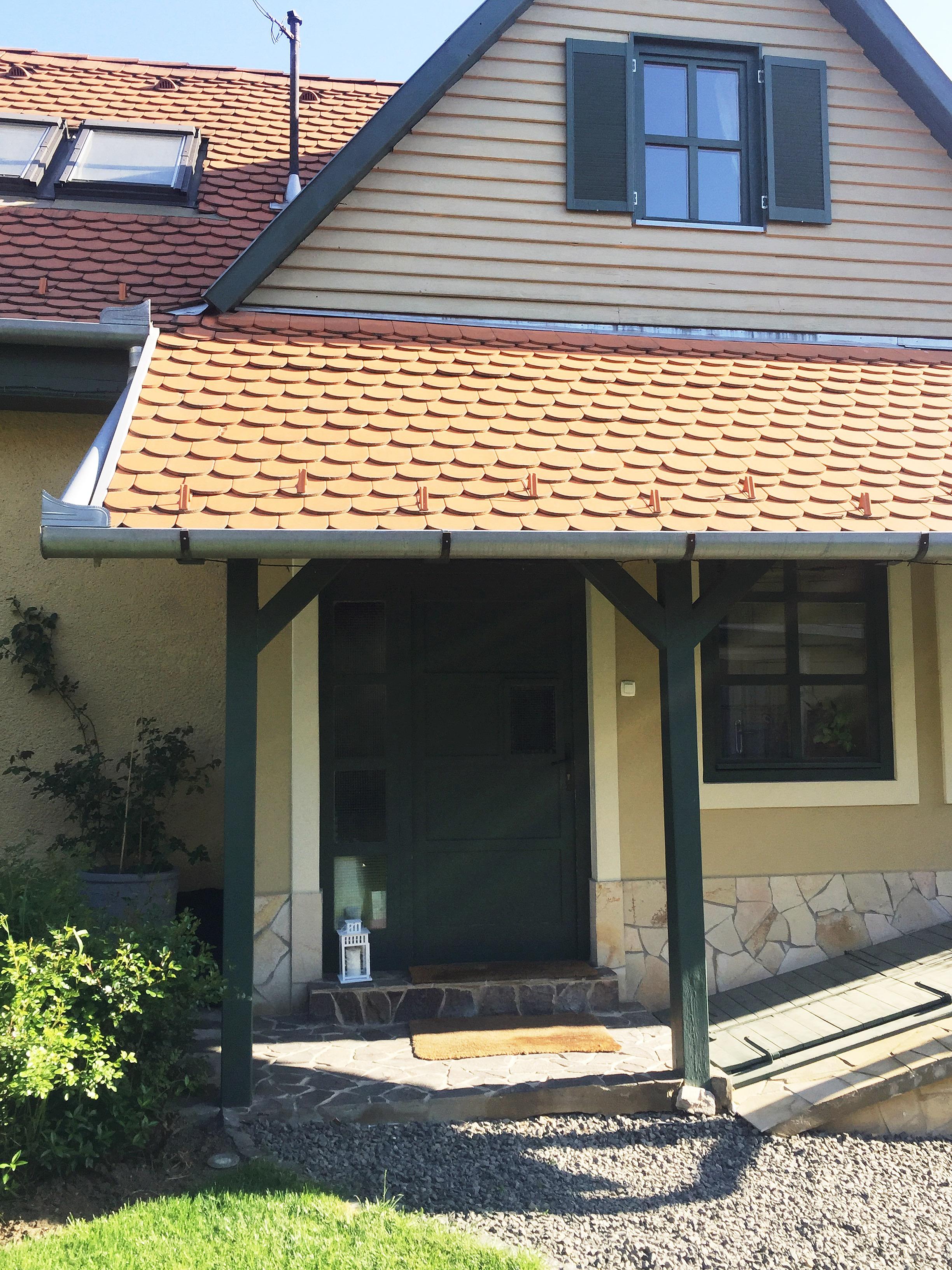 Terasz-tervek  Kicsi Ház