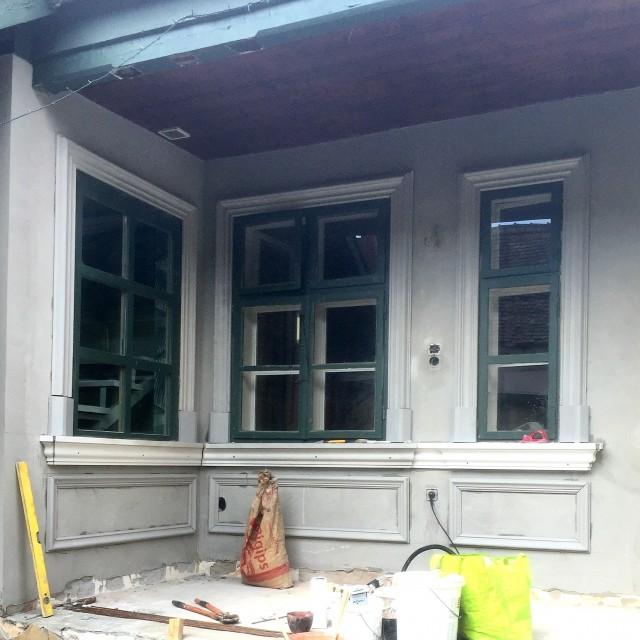 Házfelújítás / Kicsiház
