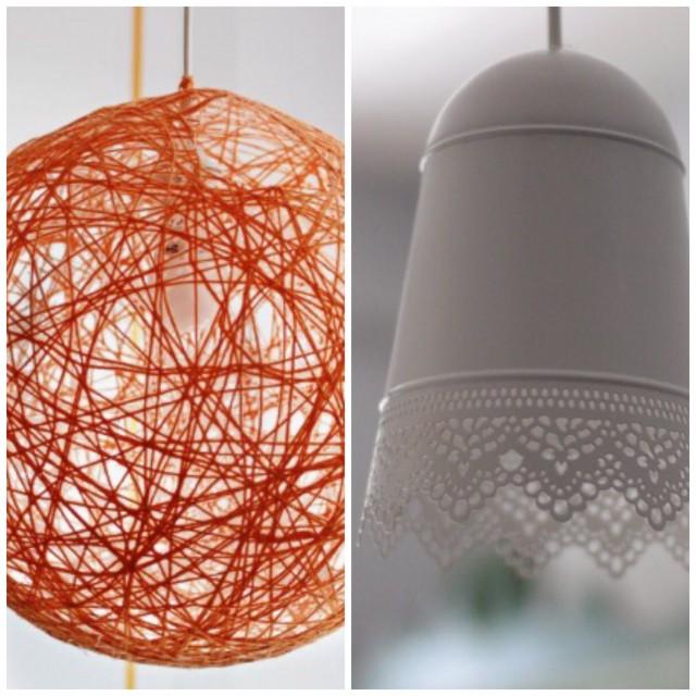DIY lámpáim / Kicsiház