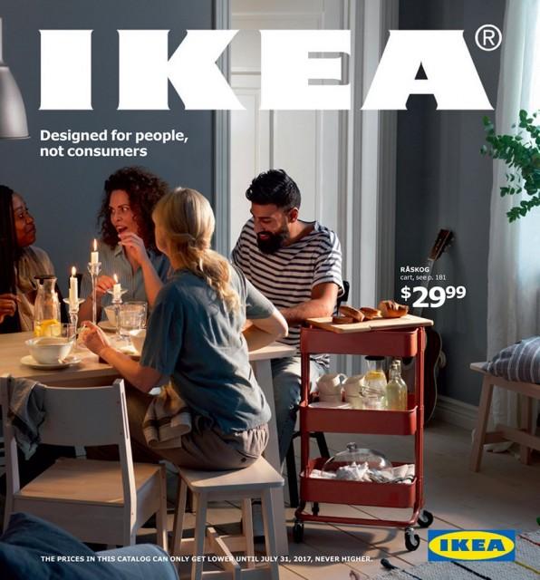 IKEA 2017 katalógus beharangozó