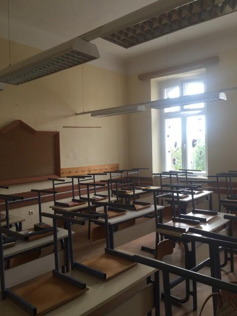 DIY tanterem felújítás