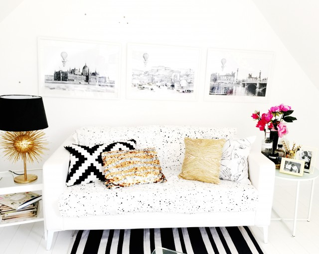 Limitált IKEA SALLSKAP kollekció
