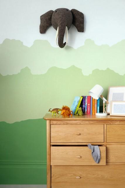 Gyönyörű színek, foltok nélkül : Dulux EasyCare