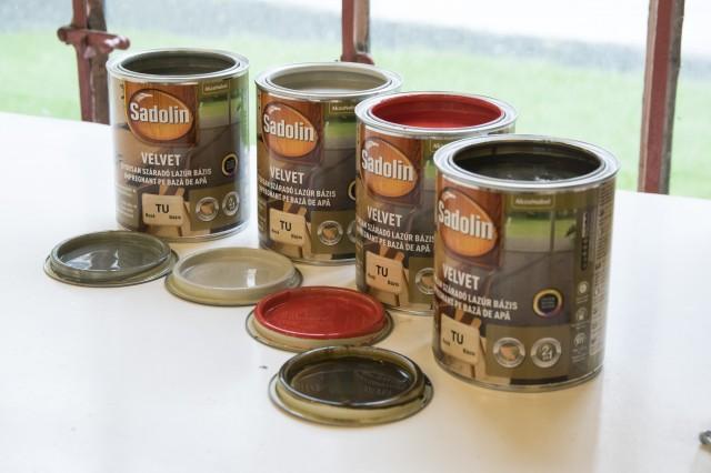 Bútorfelújítás Sadolin Velvettel
