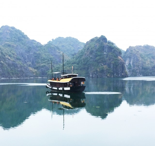 A hajónk