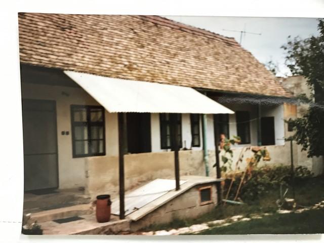 Egy ház átalakulásának története