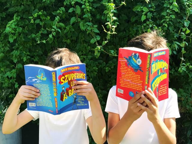 A legjobb könyvek a nyárra 9-12 éves gyerekeknek