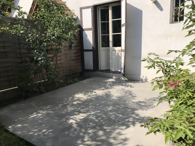 Teraszfelújítás Bondex SOS renovation festékkel / Kicsiház