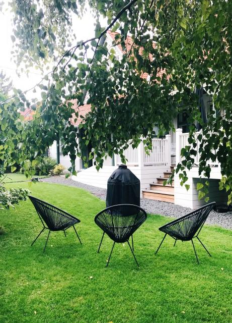 Kicsiház kert öttletek tippek