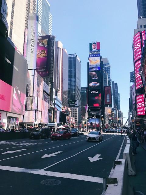 Gyerekekkel New Yorkban