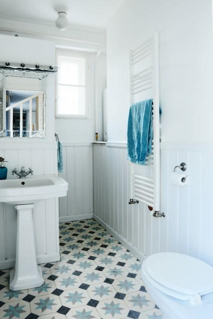 Kicsiház fürdőszoba