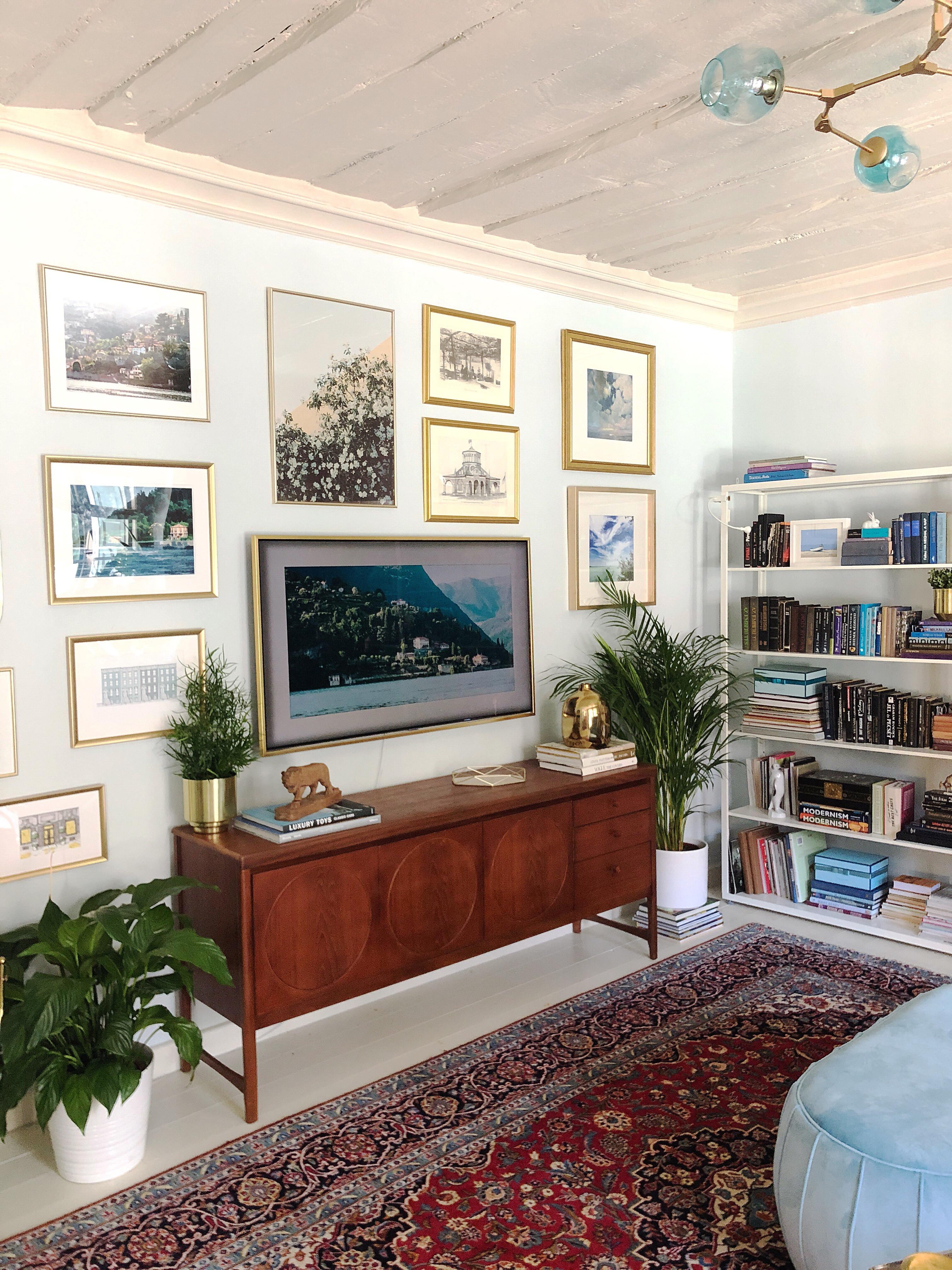 Galériafal otthonodban / Dekorálj képekkel /Kicsiház
