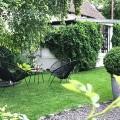 Kicsiház saját városi kert projekt