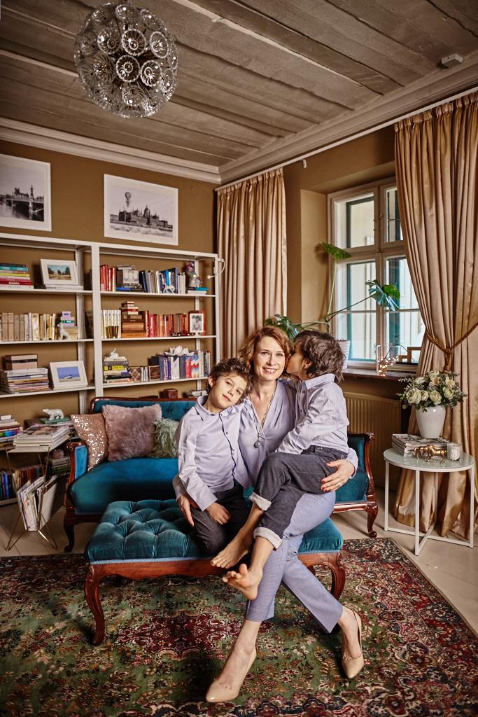 A nappalink az InStyle magazinban 2016-ban