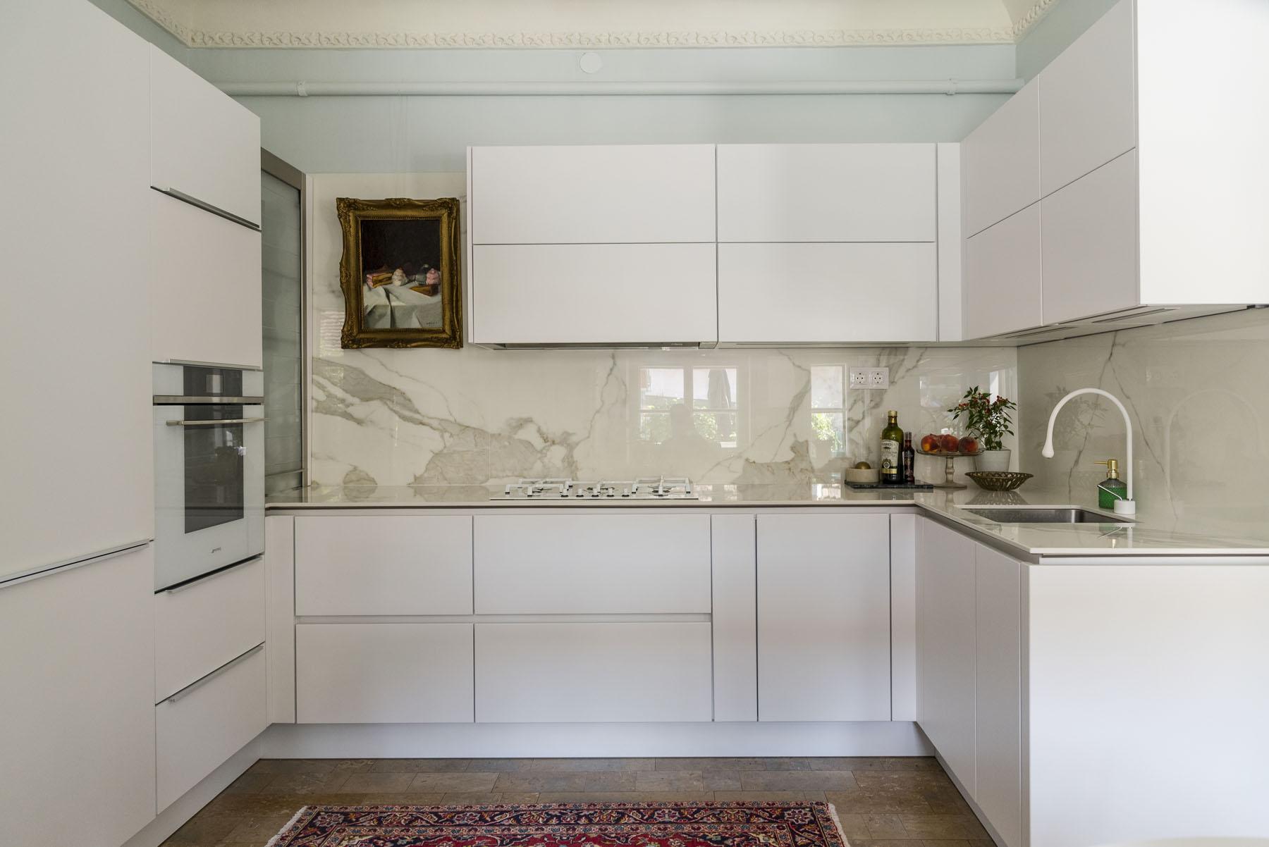A konyha most (fotó: Kövesdi Réka)