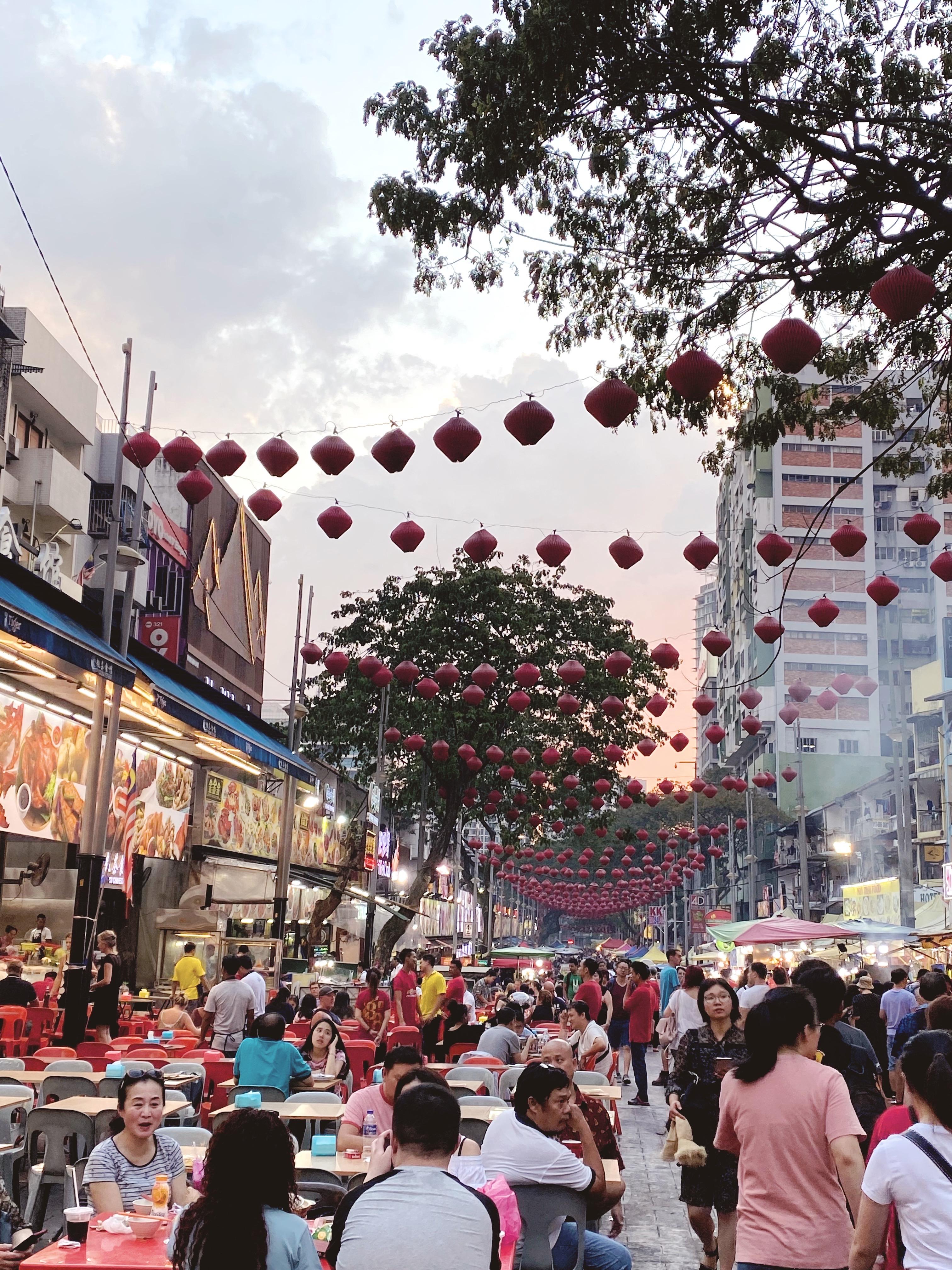 Kuala Lumpur utinapló