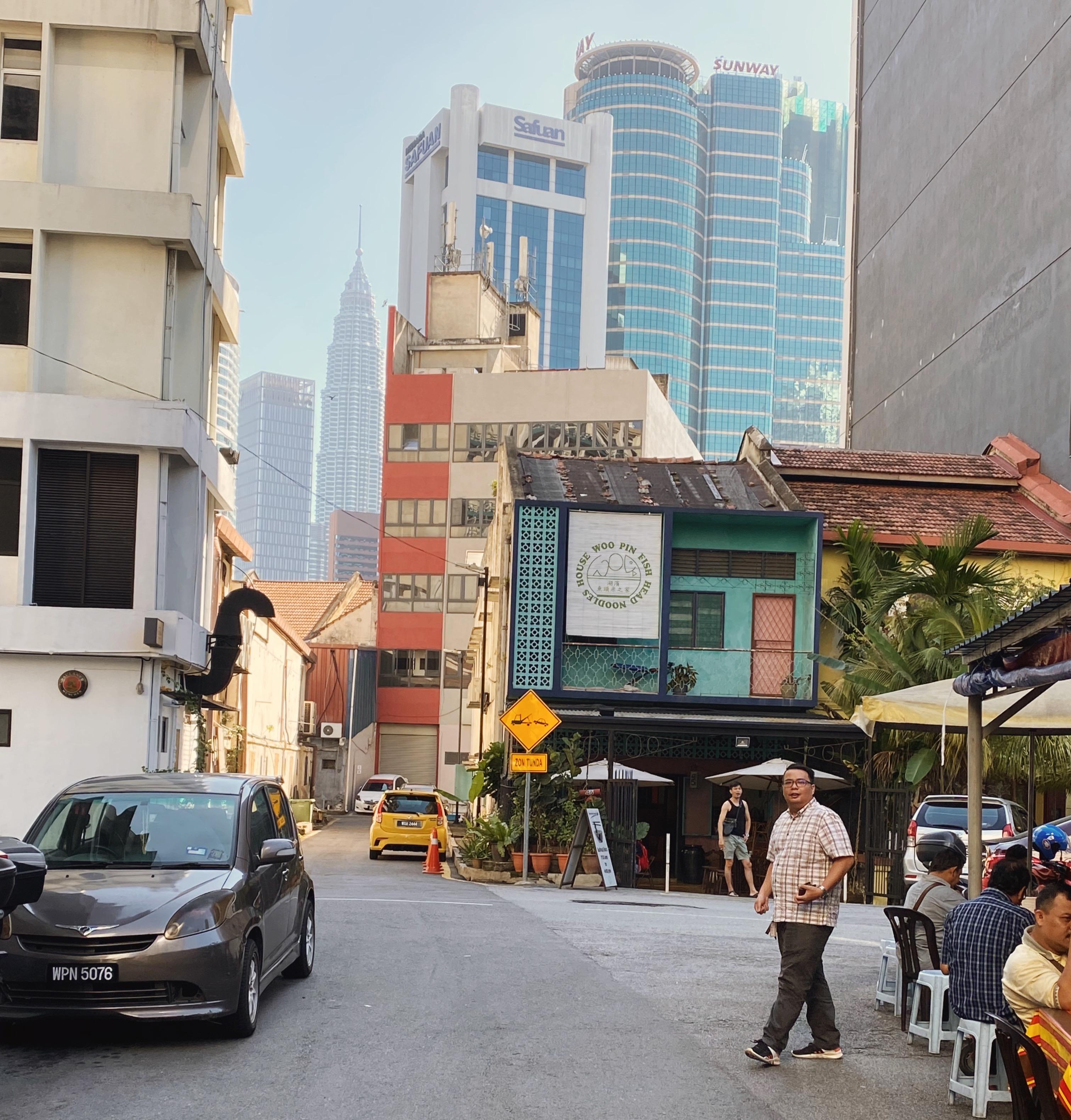 Kuala Lumpur útinapló