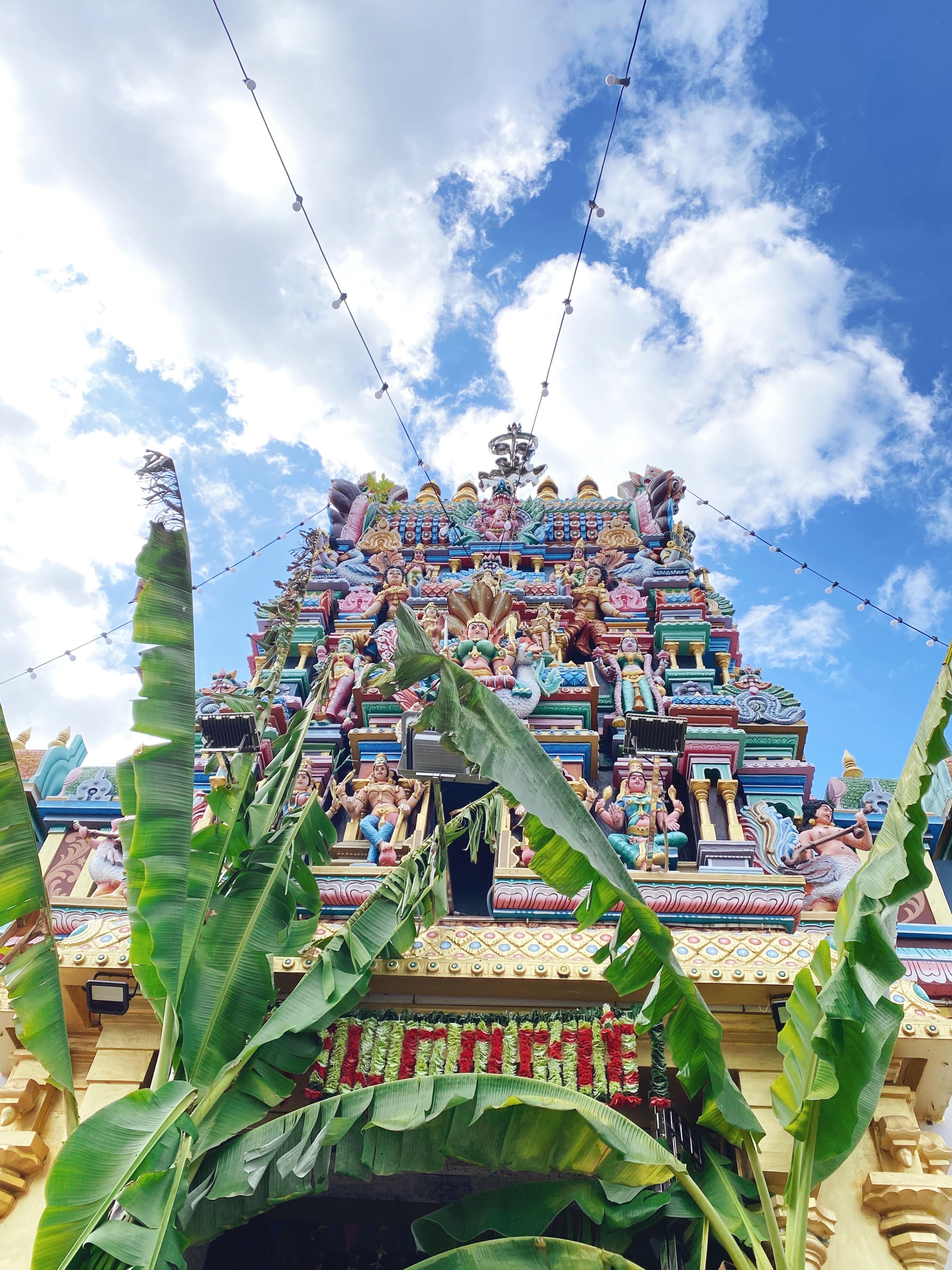 Sri Mirijamman hindu templom